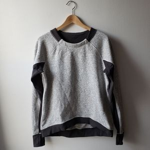 Lululemon Fleet Street Pullover Sweater Fleece 10